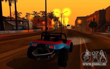Cleaning bugs developers ENBseries pour GTA San Andreas quatrième écran