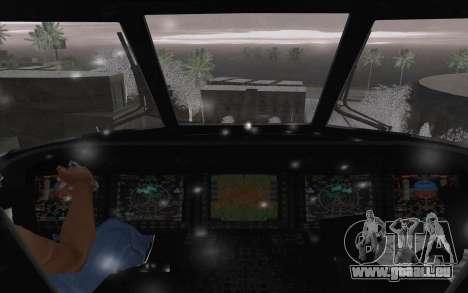 MH-X Silenthawk pour GTA San Andreas vue de côté