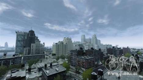 Météo Italie pour GTA 4 secondes d'écran