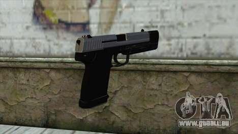 New Colt45 pour GTA San Andreas deuxième écran