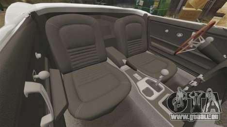 Chevrolet Corvette Stingray für GTA 4 Innenansicht