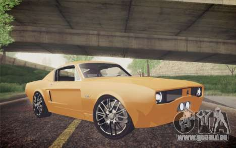 Equus Bass 770 pour GTA San Andreas