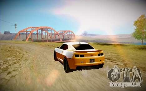 ENBSeries pour la faiblesse du PC pour GTA San Andreas dixième écran