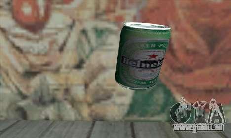 Heineken Grenade für GTA San Andreas zweiten Screenshot