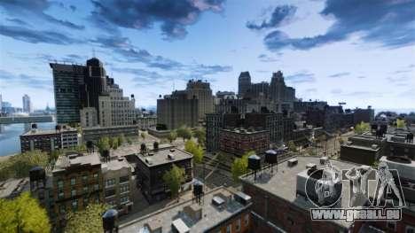 Météo New York pour GTA 4 troisième écran