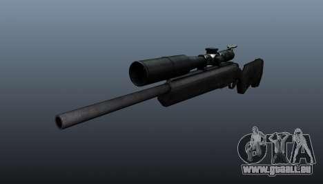 Die Steyr Scout Sniper rifle für GTA 4