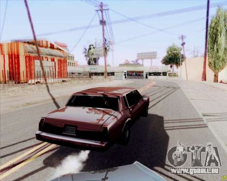 ENB HD CUDA 2014 v.3.5 Final für GTA San Andreas
