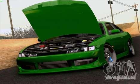 Nissan Silvia S14 Stance für GTA San Andreas rechten Ansicht