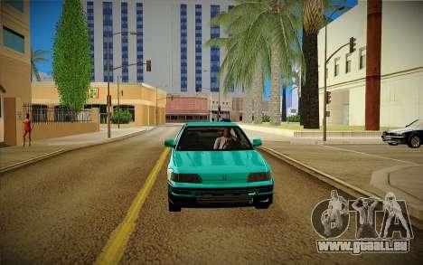 ENBSeries pour la faiblesse du PC pour GTA San Andreas septième écran