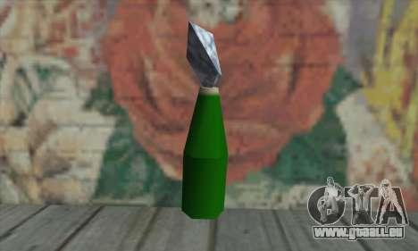Molotow-Cocktail für GTA San Andreas zweiten Screenshot