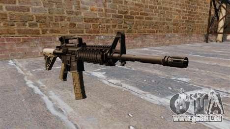 Automatische Carbine M4 Chris Costa für GTA 4