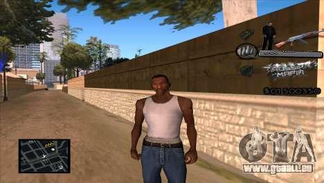 C-HUD Russian Mafia by Luigie für GTA San Andreas