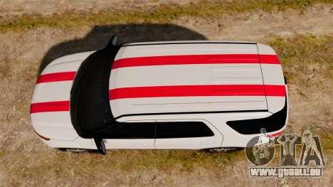 Ford Explorer Sport 2014 für GTA 4 rechte Ansicht
