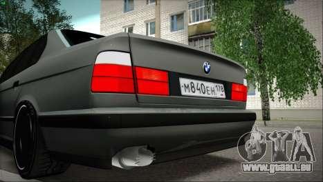 BMW 525i für GTA San Andreas rechten Ansicht