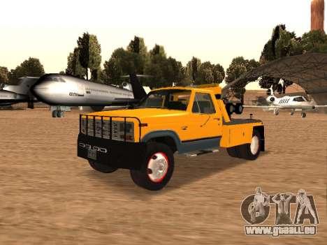 Ford F-250 für GTA San Andreas