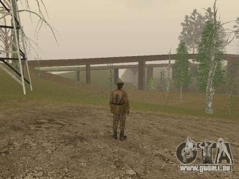 Rucksack 2.0 für GTA San Andreas
