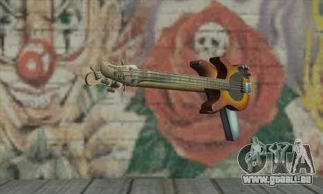 Guitar Eagle für GTA San Andreas