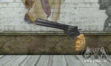 Black 44Magnum pour GTA San Andreas
