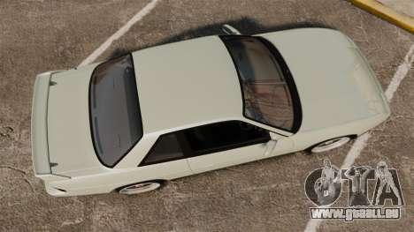 Nissan Onevia S13 [EPM] pour GTA 4 est un droit