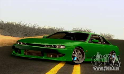 Nissan Silvia S14 Stance pour GTA San Andreas