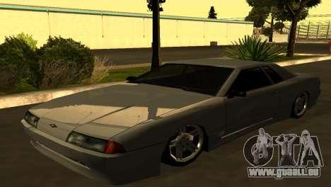 Elegy 280sx pour GTA San Andreas