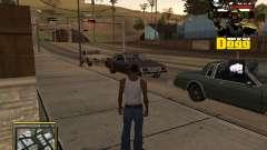 C-HUD Snoop Dogg für GTA San Andreas