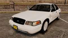 Ford Crown Victoria Traffic Enforcement [ELS] pour GTA 4