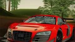 Audi R8 LMS Ultra W-Racing Team Vinyls