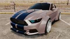 Ford Mustang 2015 Rocket Bunny TKF v2.0