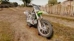 Kawasaki KX250F Monster Energy