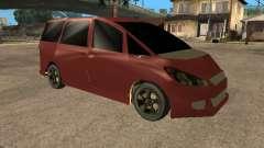 Toyota Estima 2wd
