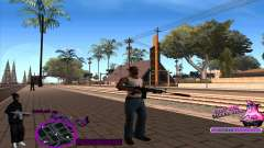 C-HUD Ballas by HARDy pour GTA San Andreas