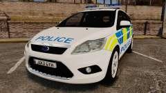 Ford Focus Estate Essex Police [ELS]