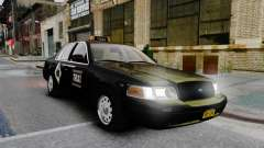 Ford Crown Victoria Cab