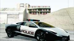 Lamborghini Reventon Police Car