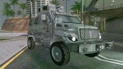 Le MRAP Mèxico Marine