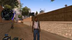 C-HUD by Vadya pour GTA San Andreas