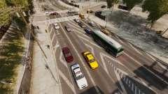 Die realen Verkehr