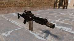 Fusil automatique DSA FN FAL