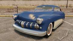 Mercury Lead Sled Custom 1949
