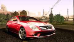 Mercedes-Benz CLS 63 AMG 2008 pour GTA San Andreas