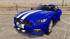 Ford Mustang GT 2015 Unmarked Police [ELS]