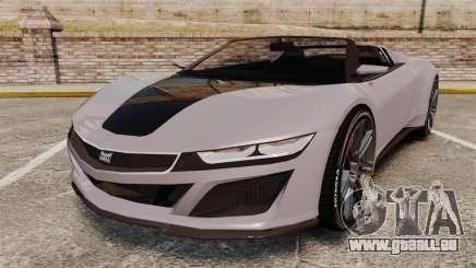 GTA V Dinka Jester Rodster für GTA 4