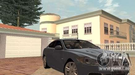 Jaguar XFR 2010 für GTA San Andreas