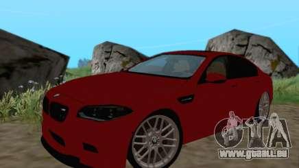 BMW M5 F10 v1.1 für GTA San Andreas