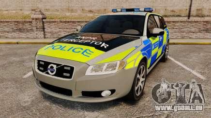 Volvo V70 ANPR Interceptor [ELS] für GTA 4
