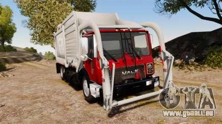 Mack MR 688S Front Load 2000 für GTA 4