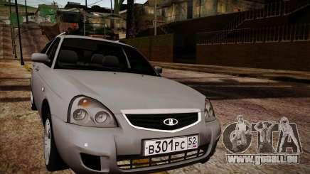 VAZ Priora 2171 für GTA San Andreas