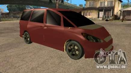 Toyota Estima 2wd für GTA San Andreas