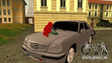 GAZ 31105 Wolga für GTA San Andreas